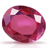 Mozambique Ruby - 1.65 carats