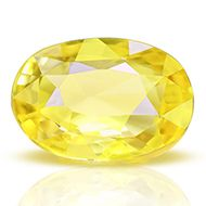 Yellow Sapphire - 2.06 carats