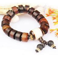 Natural Agate Gemstone Bracelet - Design IV