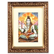 Lord  Shiva Frame