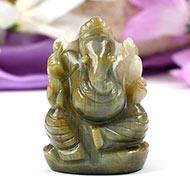 ketu Ganesha - 104 gms