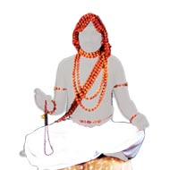 Rudraksha Meditation dress