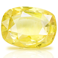 Yellow Sapphire - 4.23 carats