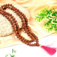 7 mukhi Mahalaxmi Mala from Java - Design I