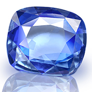 Blue Sapphire - 3.38 carats