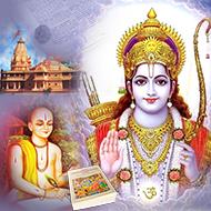 Akhand Ramayan Paath at Sitaram Das Mandir