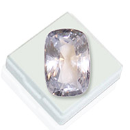 White Sapphire - 4.98 carats