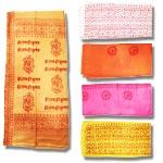 Hare Ram Hare Krishna shawl
