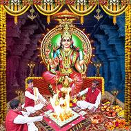 Bhuvaneshwari Puja and Yajna