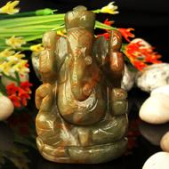 Ketu Ganesha - 81 gms