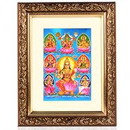 AshtaLakshmi Frame