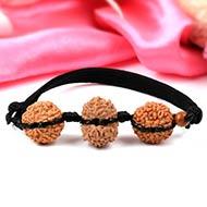 Protection Bracelet-J in thread