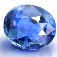 Blue Sapphire - 3.53 carats