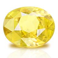 Yellow Sapphire - 2.23 carats