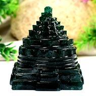 Green Jade Shree Yantra - 174 gms - I