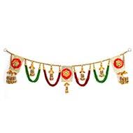 Golden Designer Bandarwar