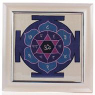 Katyayni Yantra on silk with frame