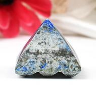 Multi Pyramid in Lapis Lazuli