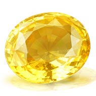 Yellow  Sapphire - 15.91 carats