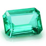 Emerald 9 carats Zambian