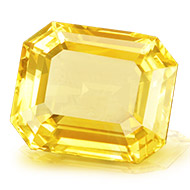 Yellow Sapphire - 8.08 carats