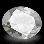 White Topaz - 2.50 carats