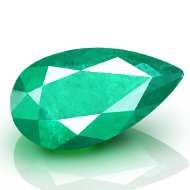 Emerald 3.10  carats  Zambian - I