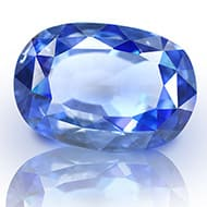 Blue Sapphire - 3.13 carats