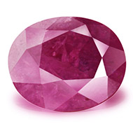 Mozambique Ruby - 4.24 carats