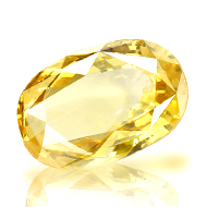 Yellow Sapphire - 6.22 carats