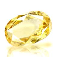 Yellow Sapphire - 6.22 ca