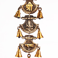 Shree Ganesha Namah - Wall Hanging