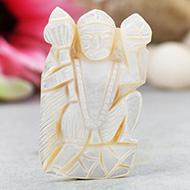 Pearl Hanuman - 14.25 carats