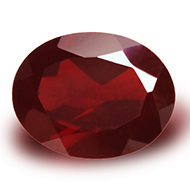 Cheapest Mozambique Garnet Stone Price for Silver Jewelry
