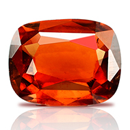 African Gomed - 5 to 6 carats - Cushion