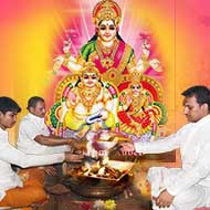 Laxmi Kuber Puja and Yajna
