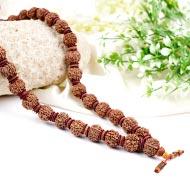 6 Mukhi Mangal Mala - 36+1 beads