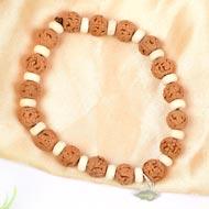 6 mukhi Mars bracelet from Java - Design I