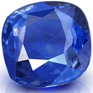 Blue Sapphire - 4.84 carats