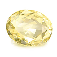 Yellow Sapphire - 2.05 carats - Oval