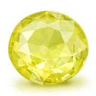 Yellow Sapphire - 1.93 carats - I