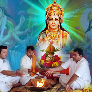 Mangal Gauri Puja (Puja for Marriage)