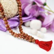 Gauri Shankar Java Kanthi - Small beads