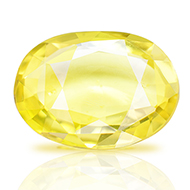 Yellow Sapphire - 2.60 carats