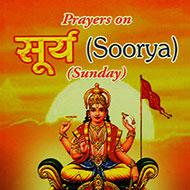 Prayers on Soorya