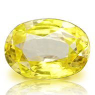Yellow Sapphire - 5.09 carats