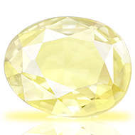 Yellow Sapphire - 2.75 carats - I
