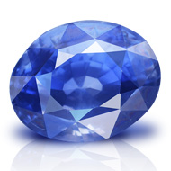 Blue Sapphire - 3.57 carats