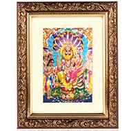 Narasimha Frame