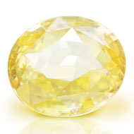 Yellow Sapphire - 7.35 carats